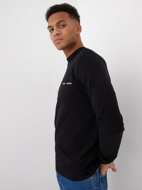 Samsøe Samsøe Norsbro t-shirt ls 6024 Trøjer Black