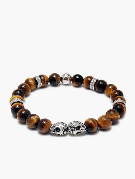 Von Lukacs Twins Tiger Eye Smykker Tiger Eye - herre