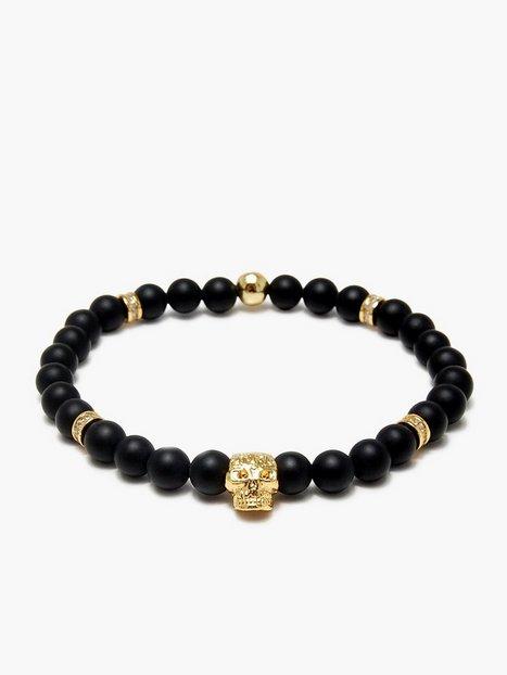 Von Lukacs Emperor Black Onyx Smykker Black Onyx - herre