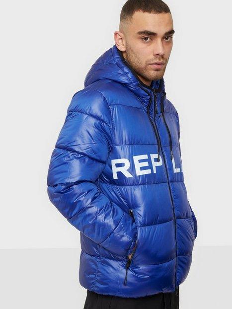 Replay Jacket Jakker & frakker Electric Blue