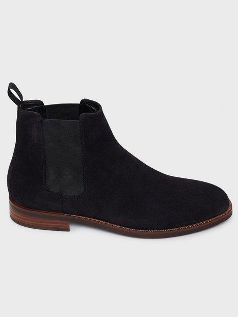 Vagabond Percy Chelsea boots Black