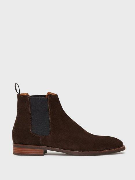 Vagabond Percy Chelsea boots Java