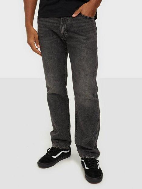 Levis 551Z Authentic Straight Swim S Jeans Black