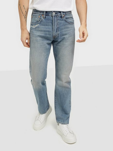 Levis 551Z Authentic Straight Hula H Jeans Indigo