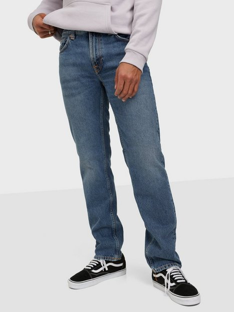 Nudie Jeans Gritty Jackson Pure Spring Jeans Indigo