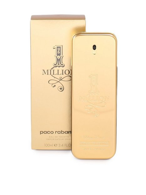 Paco Rabanne 1 Million Edt 100 ml Parfym Transparent