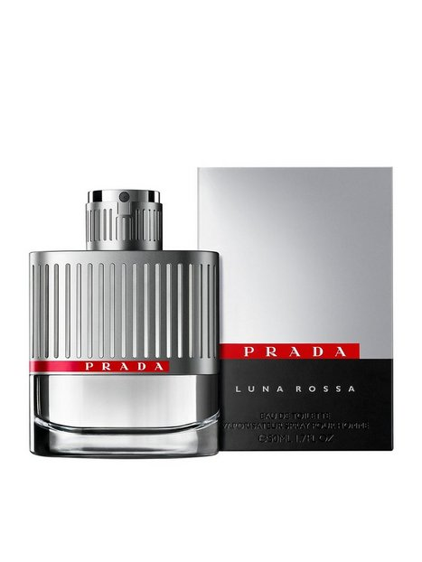 Prada Prada Luna Rossa Edt 50ml Parfumer Transparent - herre