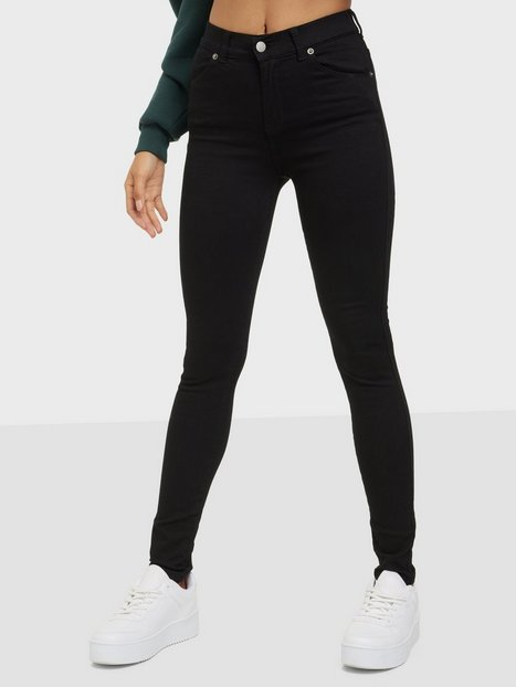 Dr Denim Lexy Black Slim fit