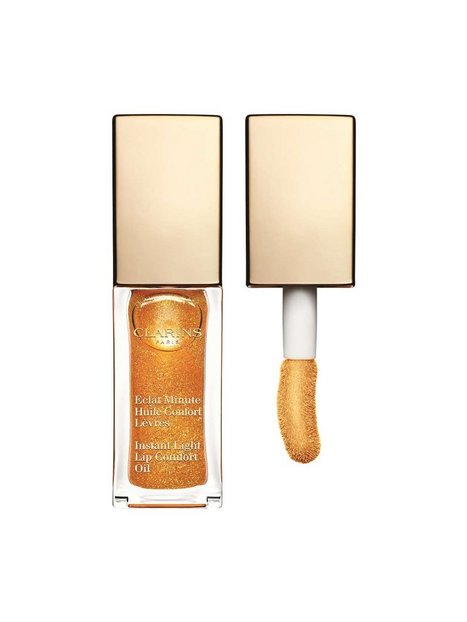Clarins Instant Light Lip Comfort Oil 7 ml Lipgloss Honey Glow