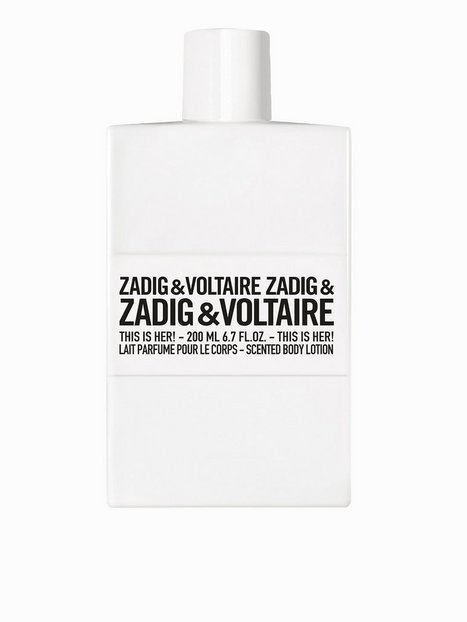 Zadig & Voltaire This Is Her Body Lotion 200ml Parfym thumbnail