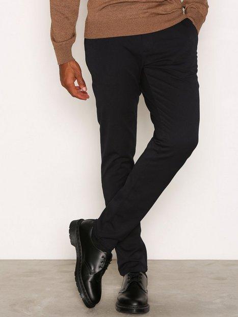Tailored Originals Pants TOFrederic Bukser Insignia Blue - herre