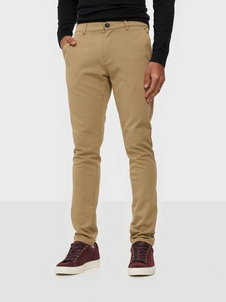 Tailored Originals Pants -TOFrederic Bukser Tobacco Brown