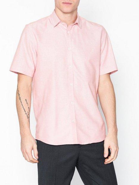 Tailored Originals New London SS Shirt Skjorter Desert Sand - herre