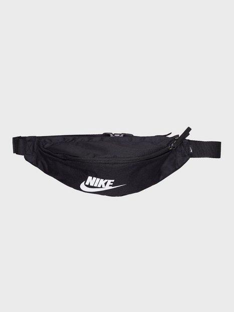 Nike Sportswear Nk Heritage Hip Pack Tasker Sort mænd køb billigt
