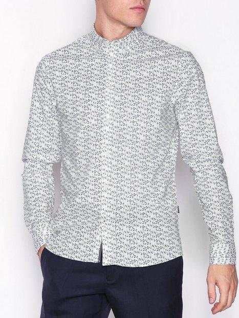 Tailored Originals Shirt Lancelot Skjorter Mønstret mand køb billigt