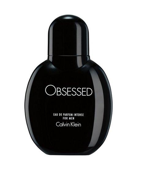 Calvin Klein Obsessed Intense Edp Parfumer Transparent mand køb billigt