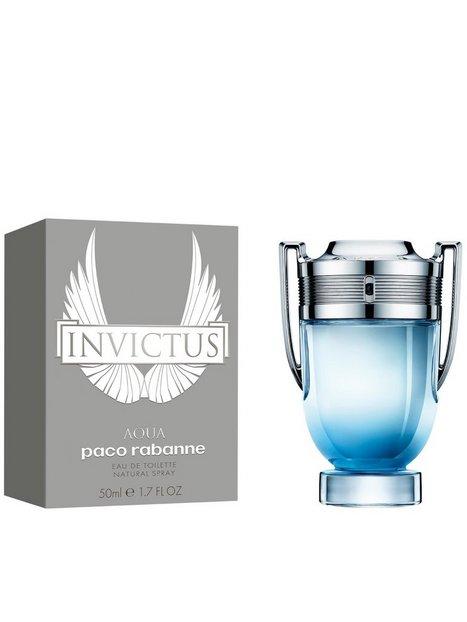 Paco Rabanne Invictus Aqua Edt Parfumer Transparent mand køb billigt