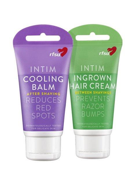 RFSU Ingrown Hair Cream & Cooling balm Intimpleje