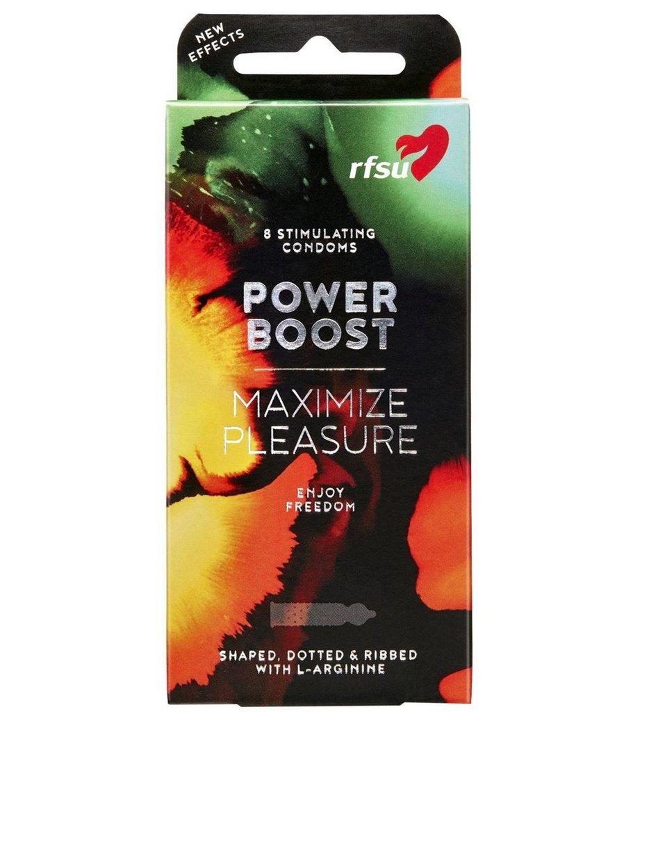 Power Boost Condoms 8-Pack