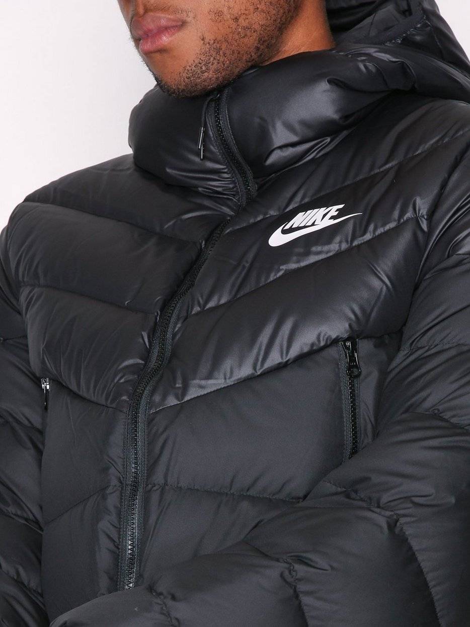 M NSW DWN FILL WR JKT HD, Nike Sportswear