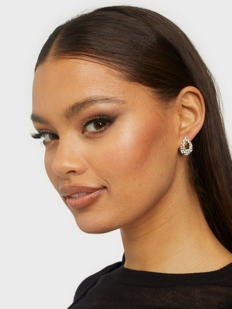 Lily and Rose Petite Alice Earrings Øreringe Crystal Gold
