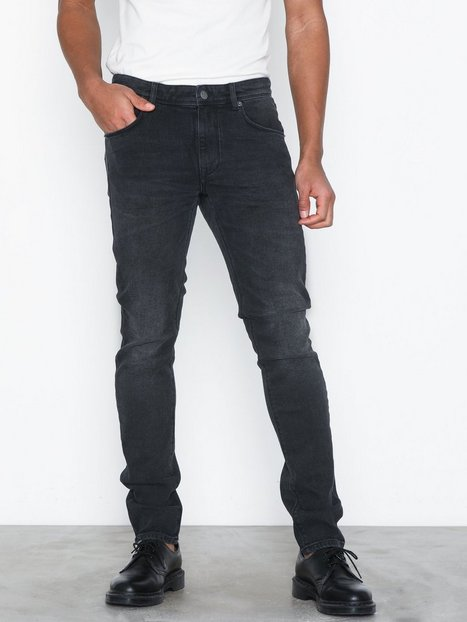 J Lindeberg Damien Puck Jeans Black - herre