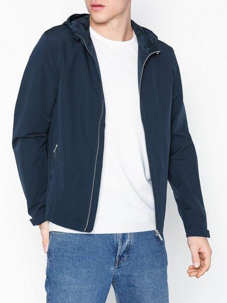 Tailored Originals Julius Jakker frakker Insignia Blue mand køb billigt