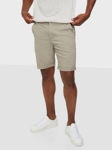 Tailored Originals Shorts - Rockcliffe Shorts Taupe