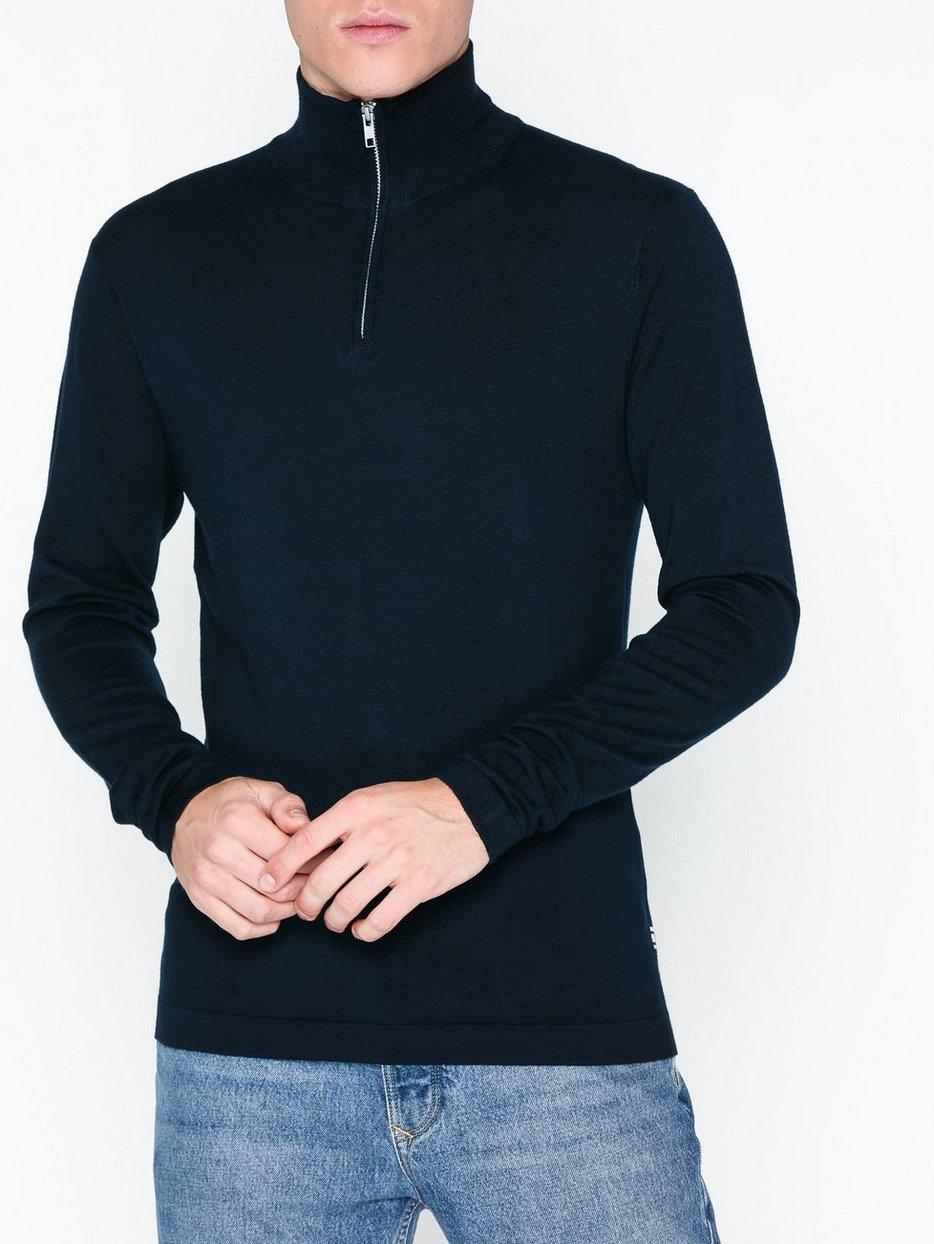 Knit - Murray half zip