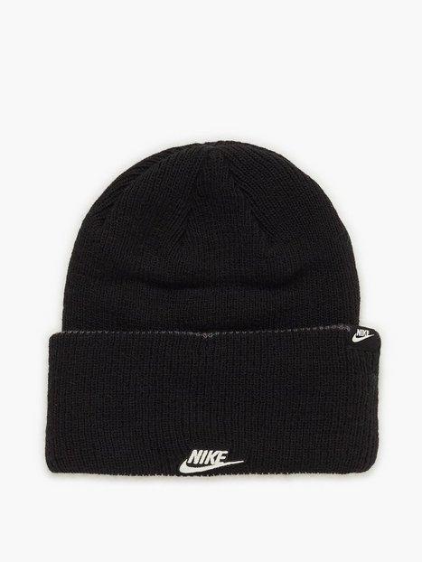 Nike Sportswear U Nsw Cuffed Beanie 3 in 1 Huer Black - herre