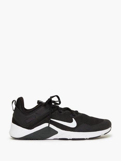 Nike Nike Legend Essential Træningssko Black White - herre
