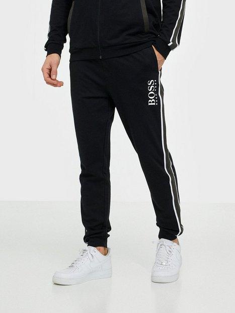 BOSS Authentic Pants Bukser Black mand køb billigt