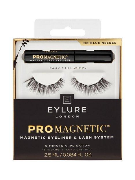 Eylure Magnetic Liner & Faux Mink Wispy Lash Kunstige øjenvipper