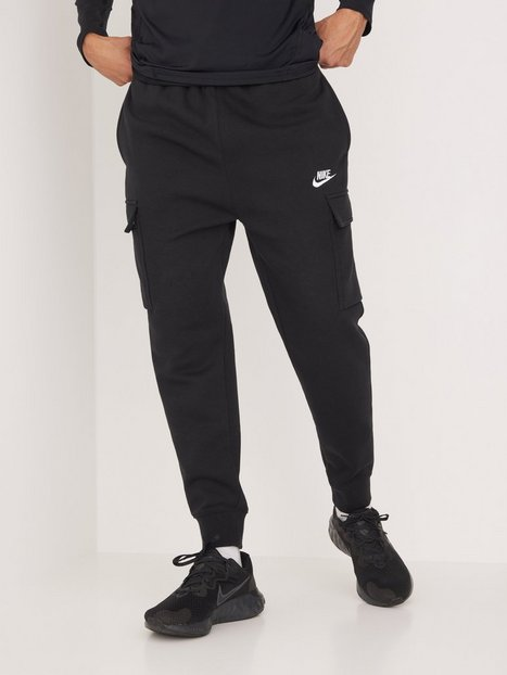 Nike Sportswear M Nsw Club Pant Cargo Bb Bukser Black - herre