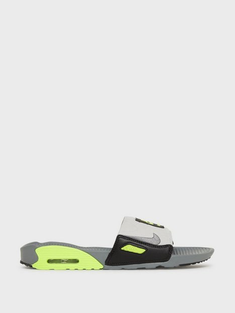 Nike Sportswear Nike Air Max 90 Slide Sneakers Grey