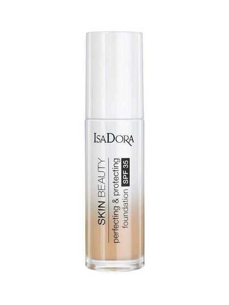 Isadora Skin Beauty Perfecting & Protecting Foundation SPF35 Foundation Nude