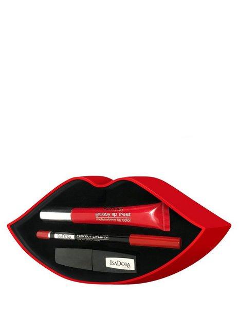 Isadora Perfect Lip Kit Makeup kit Classic Red