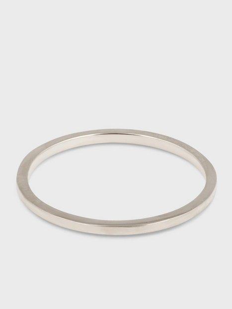 Syster P Tiny Plain Ring Ringe Sølv