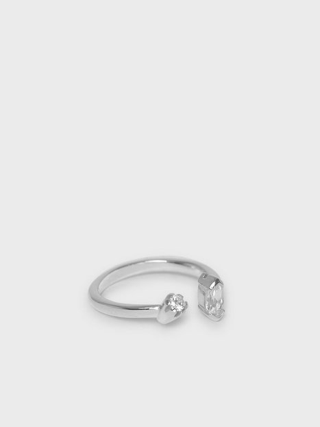 Cornelia Webb Warped Open Marquis Ring Ringe