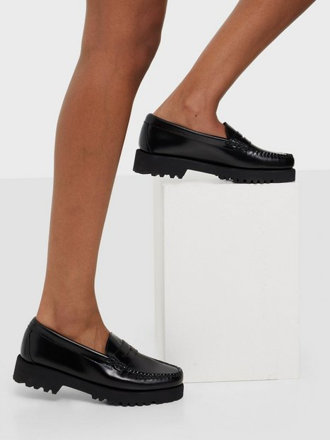 G.H Bass Gh Weejuns 90S Penny Loafers Black