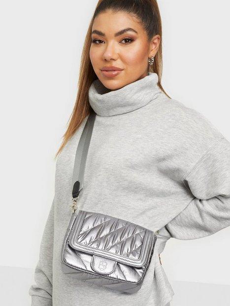 BECKSÖNDERGAARD Nylon Padra Bag Axelremsväskor Silver