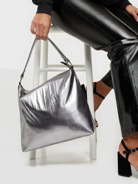 BECKSÖNDERGAARD Nylon Celira Bag Axelremsväskor Silver