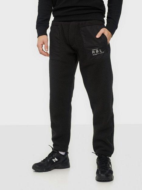 Redefined Rebel RREdric Pants Bukser Black