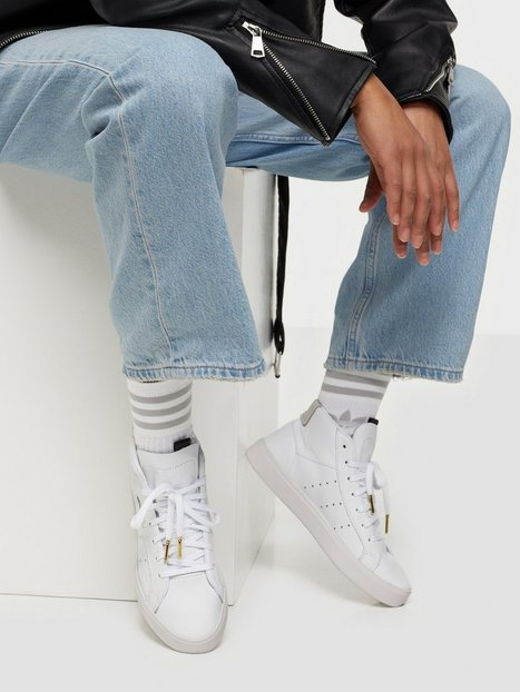 Adidas Originals Adidas Sleek Mid W Low Top
