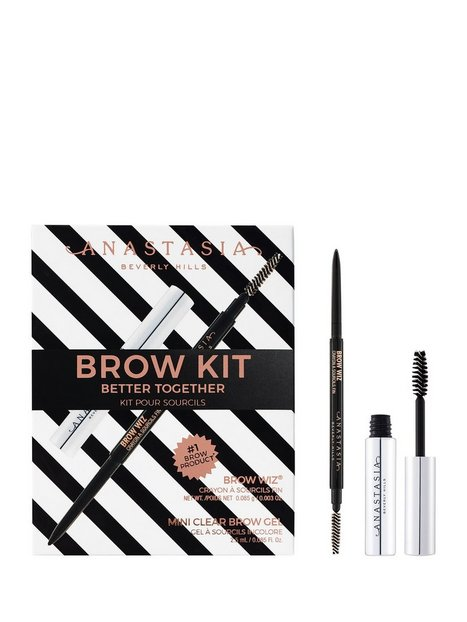 Anastasia Beverly Hills Better Together Brow Kit Brows Taupe