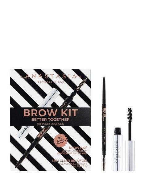 Anastasia Beverly Hills Better Together Brow Kit Brows Dark Brown
