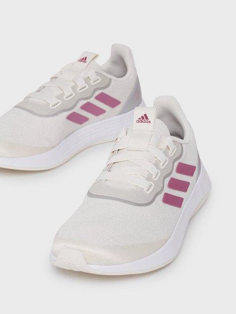 Adidas Sport Performance Qt Racer Sport Löparskor Neutral Creme/Pink