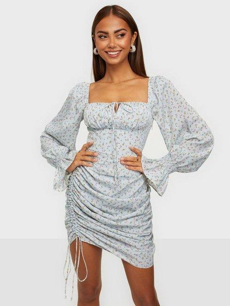Adoore Capri Dress Tætsiddende kjoler Turqoise