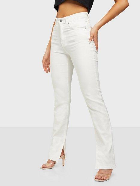 Gina Tricot Comfy slit jeans