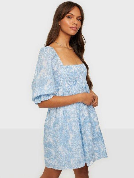 Faithfull the Brand Calista Mini Dress Loose fit dresses
